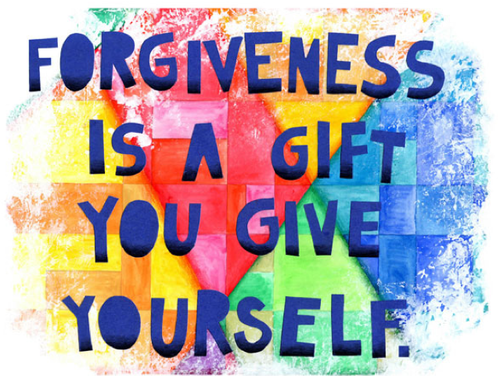 Forgiveness: Picking Up the Pieces