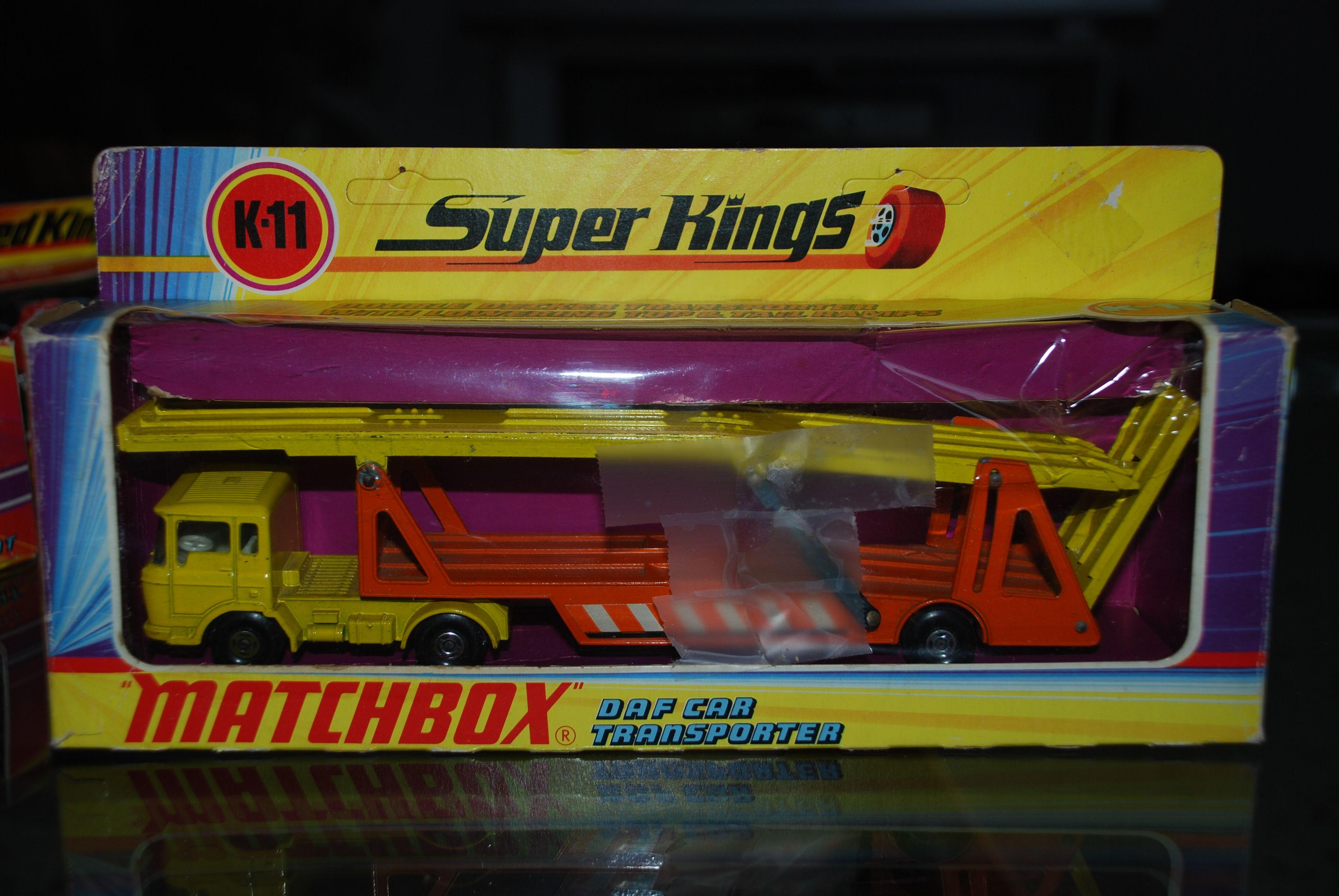 Superkings Matchbox Matchbox Cars Classic Toys