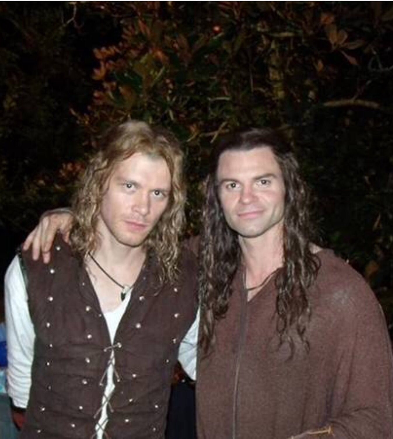 Season 1 Klaus and Elijah