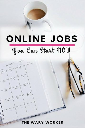 4 Online Jobs To Start TODAY Legitimate Work From Home Jobs