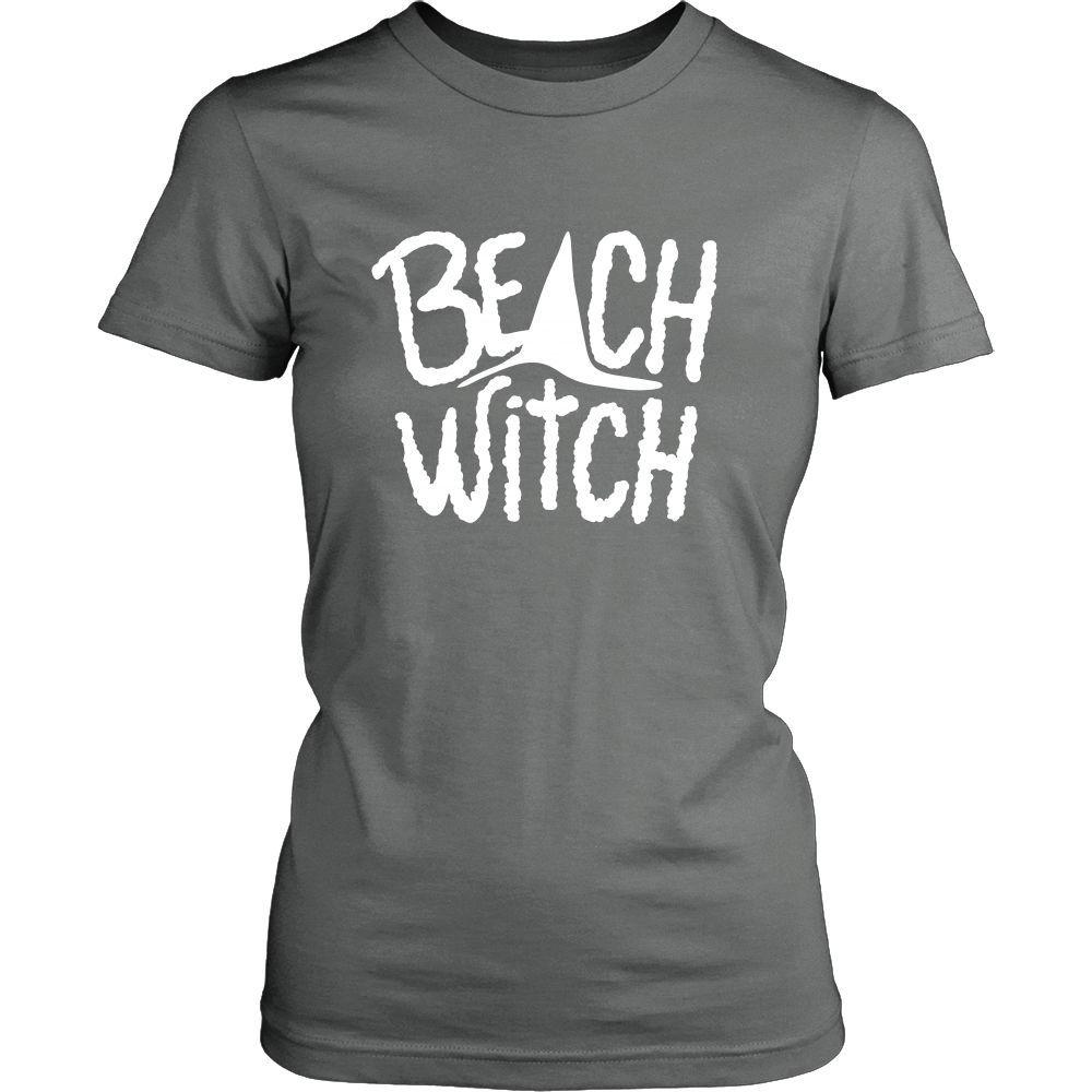 Beach Witch Women's Graphic Shirt