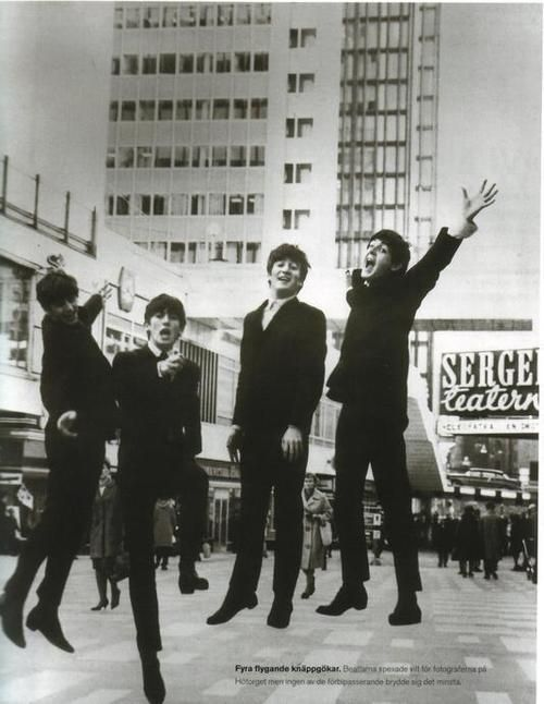 Pin by Montse Vicente on GREAT PEOPLE | The beatles, Beatles love