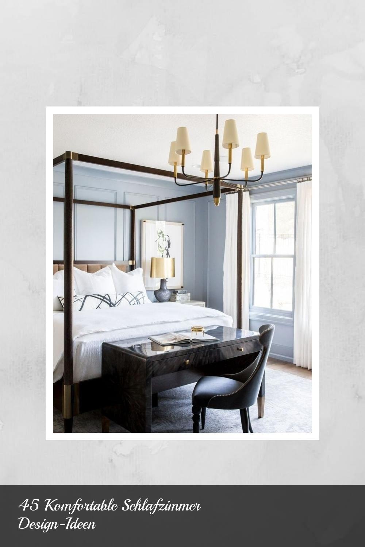 45 Komfortable Schlafzimmer Design Ideen Schlafzimmer Design Zimmer Haus Deko