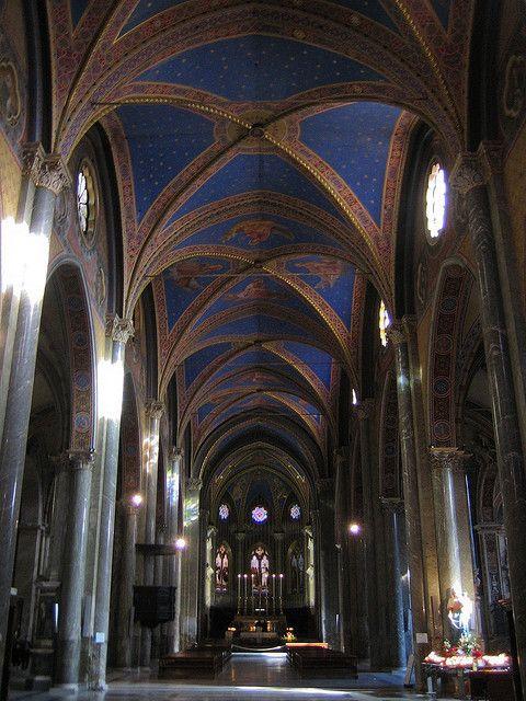 Roma - S. Maria sopra Minerva | Città, Roma