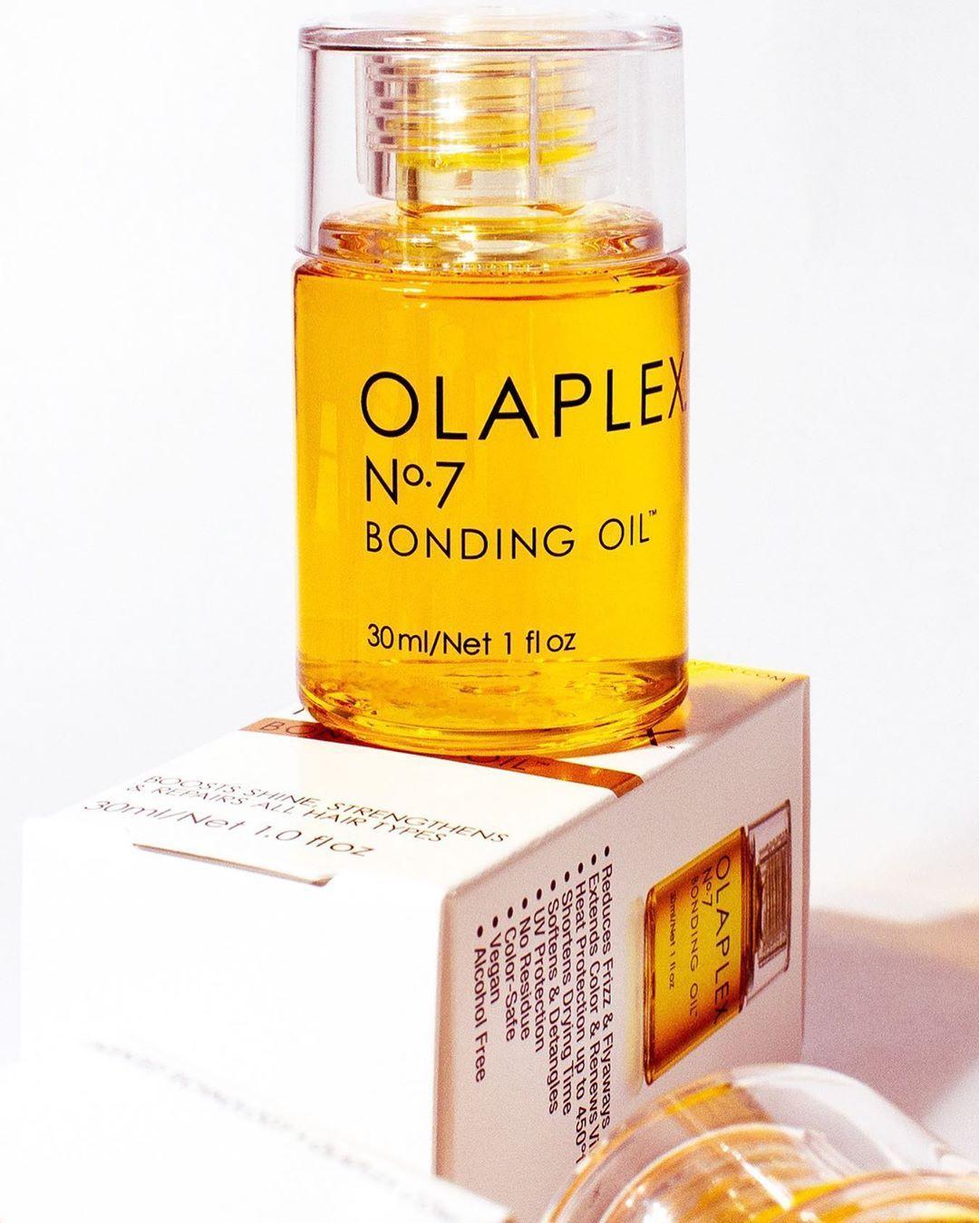 Who's tried olaplex N°.7 Bonding Oil? This lightweight