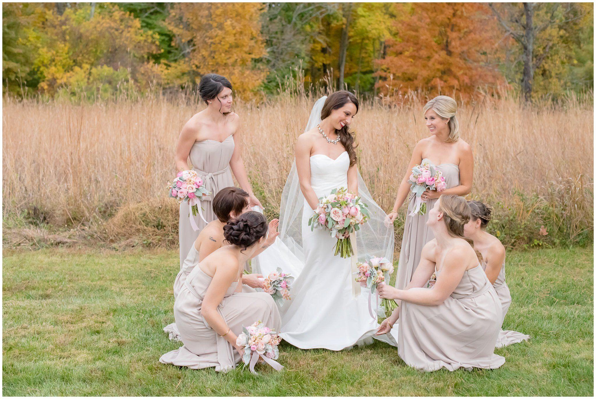 A william penn inn wedding nicole miller bridal bridal