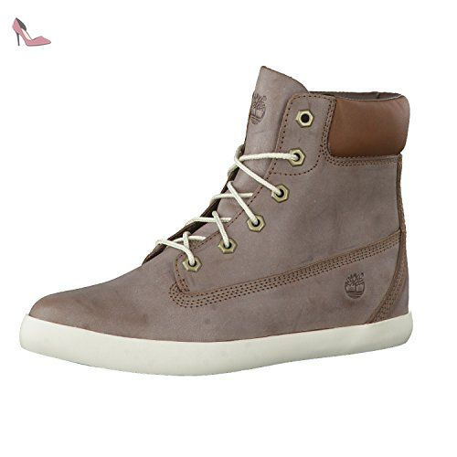 Bateau Inch 6 Boro Lace Femme Earth Keepers Timberland Brattle De 5FqOPw
