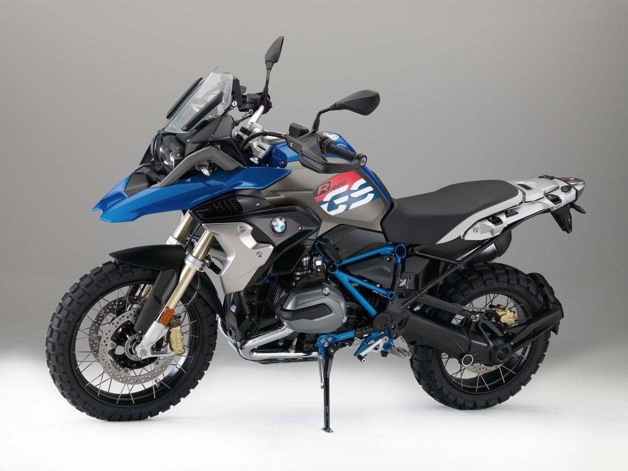 2017 Bmw R1200gs Gets Upgrades And A Little Rallye In 2020 2017 Bmw Bmw Motorbikes Bike Bmw