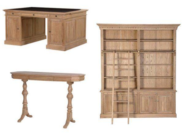 Weathered Oak Living Room Furniture