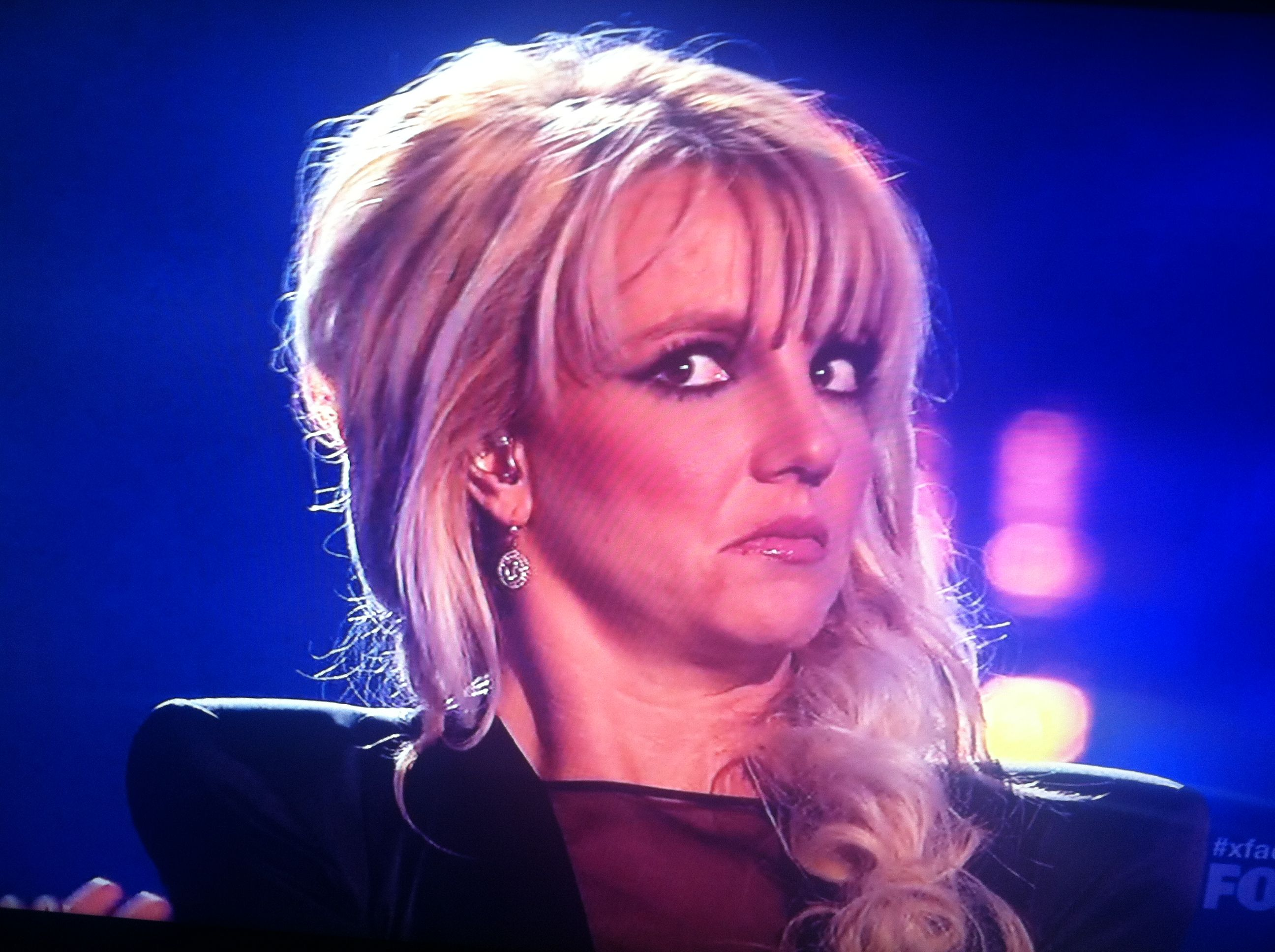 Moment Harmony Makes Finals X Factor. #xfactor Love Britney