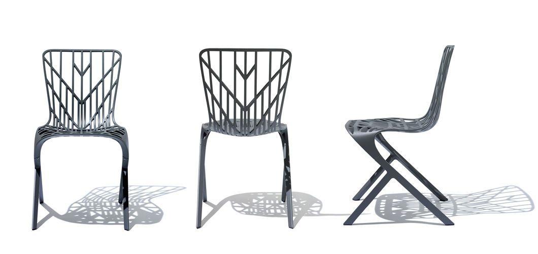 Knoll David Adjaye | Noice Furniture | Pinterest | Side Chair.