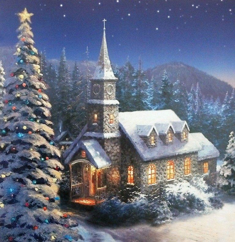 Pin by Maria on Christmas | Pinterest | Christmas scenes, Christmas ...