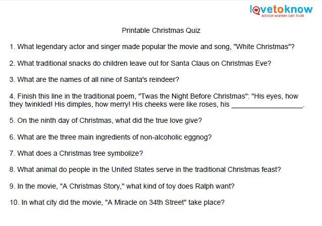 A Christmas Story Quizzes.View Source Image Christmas Printables Christmas Quiz