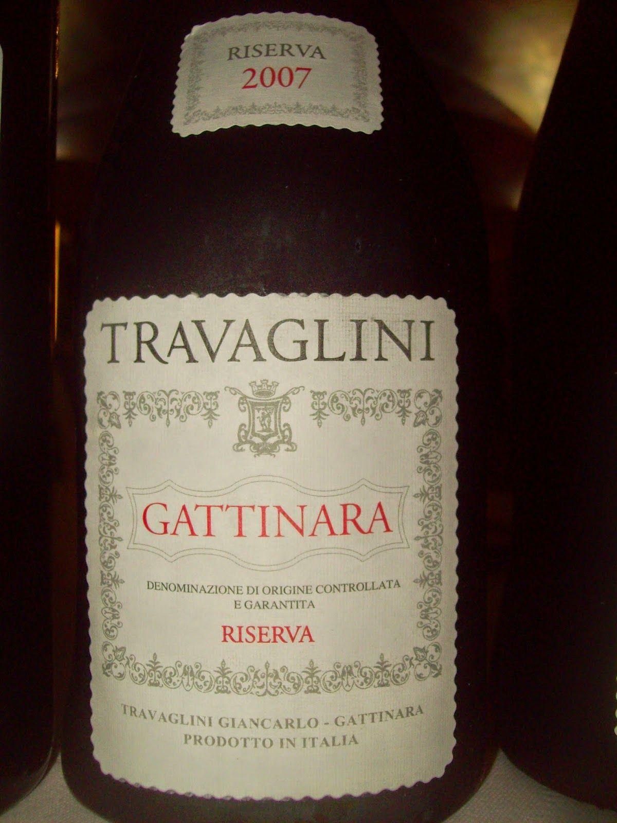 Il Gattinara è un vino DOCG la cui produzione è consentita nella provincia di Vercelli, esclusivamente nel territorio del comune omonimo.  Superficie vitata: ettari 103,64