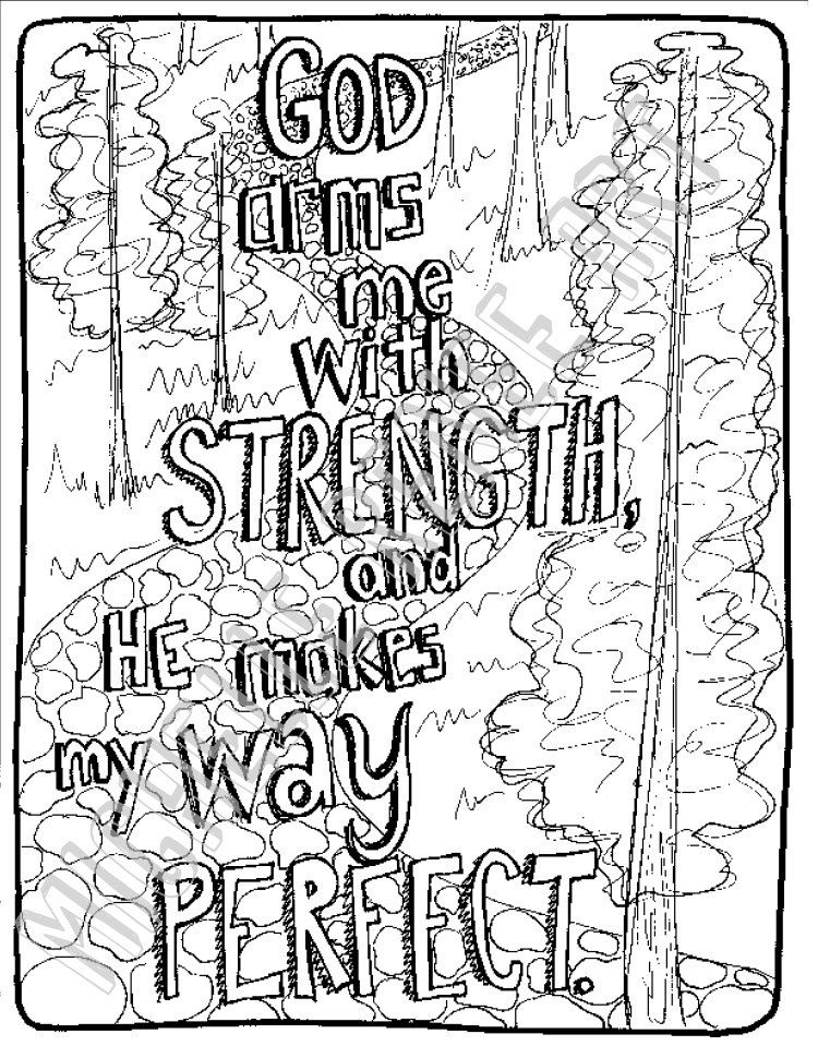 bible coloring pages free download - photo#9
