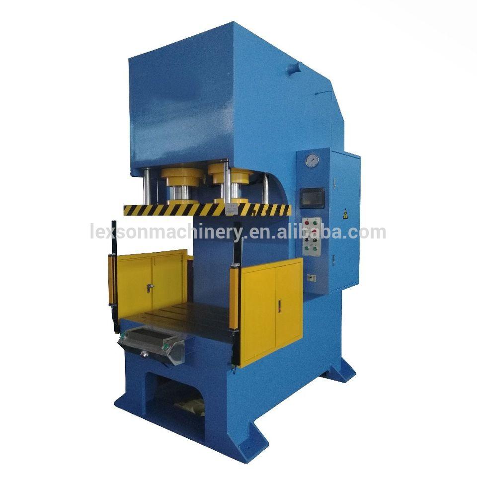 Factory Price Custom Hydraulic Press 50 Ton C Frame Servo