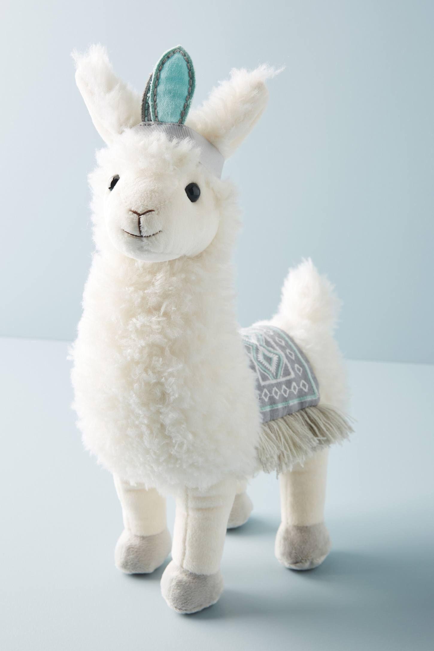 Lucy the Llama Stuffed Animal Llama stuffed animal