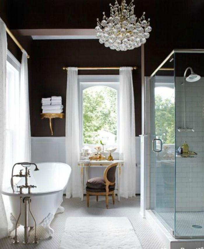 45 Stunning Bathroom Designs That Ll Make You Say Wow Loombrand Glamorous Bathroom Serene Bathroom Bathroom Interior Design