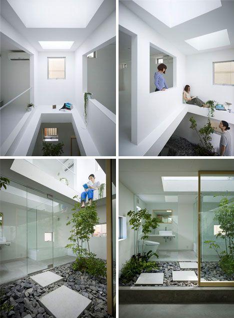 green home atrium space | No Place Like Home | Pinterest ...