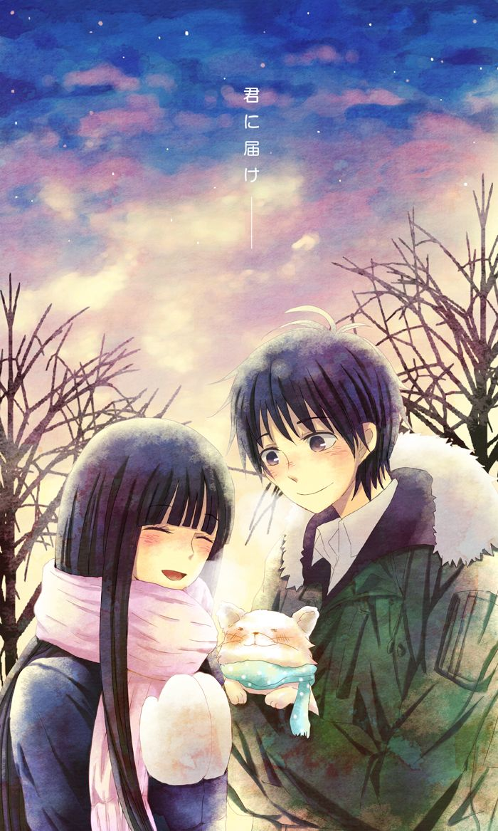 Top 10 Romance Anime Kazehaya And Sawako From Kimi Ni Todoke Read My Top 10 Romance Anime Here Http Ww Anime Romance Top 10 Romance Anime Kimi Ni Todoke