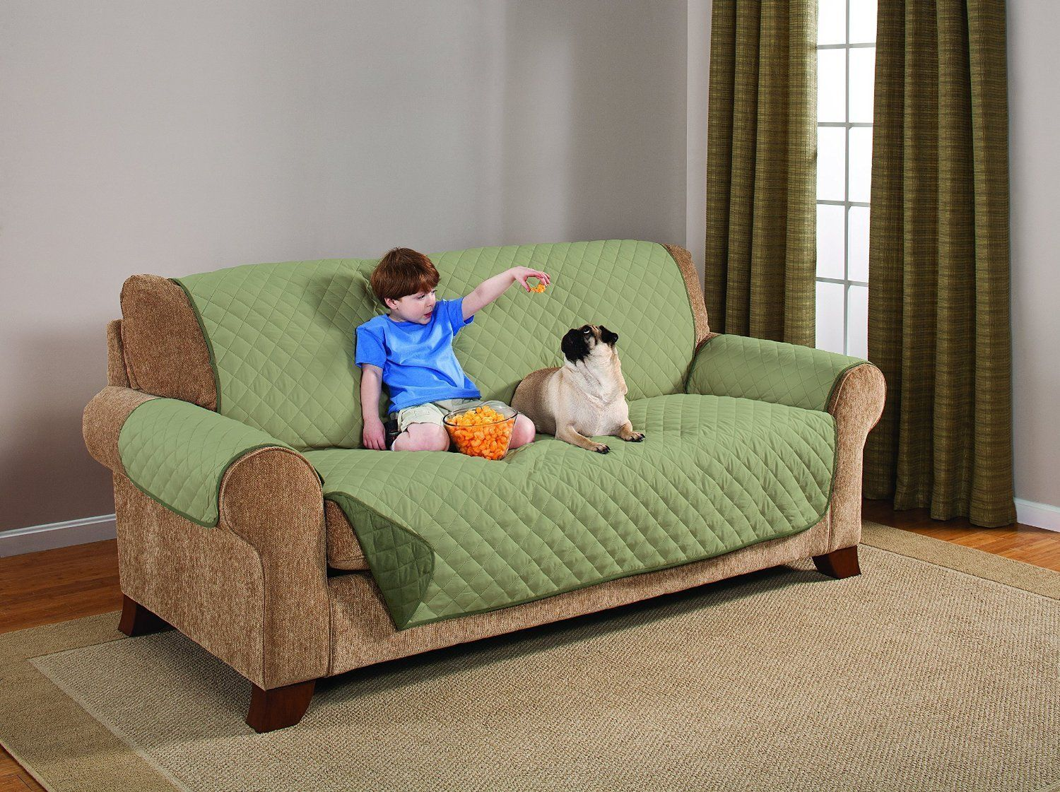Top 10 Best Pet Couch Covers That Stay