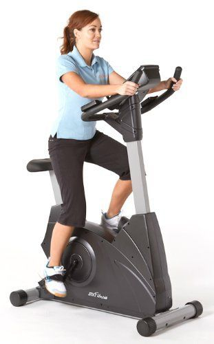 Jtx Cyclo 5 Upright Exercise Bike Review With Images Biking