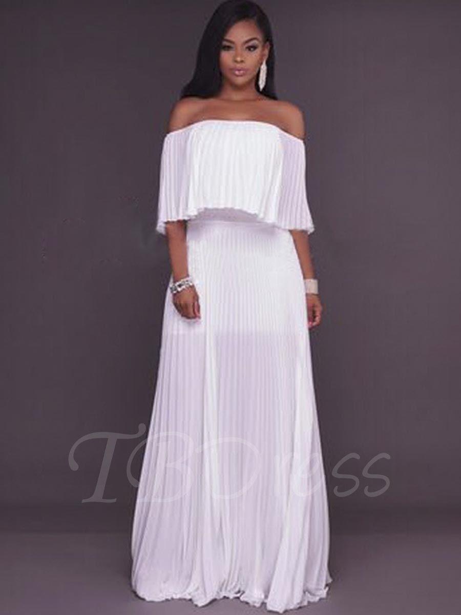 Chiffon plain doublelayered womenus maxi dress maxi dresses and
