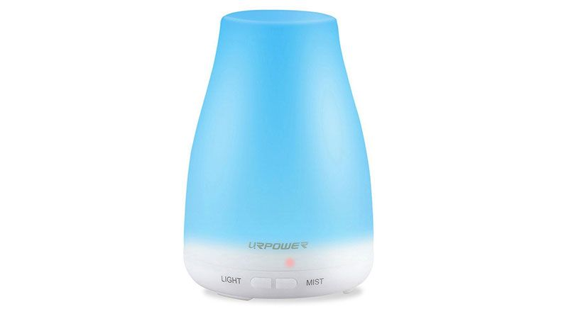 Urpower: Urpower Aroma Essential Oil Cool Mist Humidifier with Adjustable Mist Mode