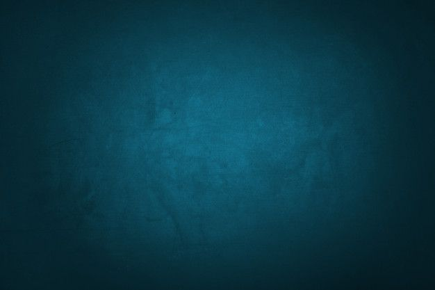 Blue And Dark Gradient Texture And Wall Background Premium Photo