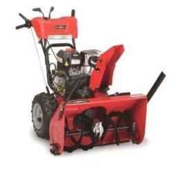 Electric Start Snow Blower Just Spins Gardening Gas Snow Blower Craftsman Snow Removal Equipment