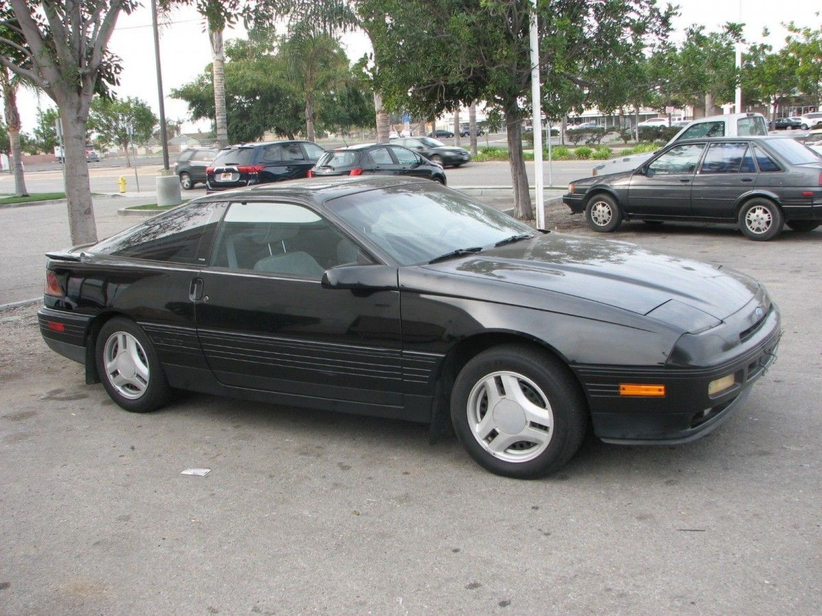 Preserved Turbo 1989 Ford Probe Gt Ford Probe Gt Ford Probe Ford