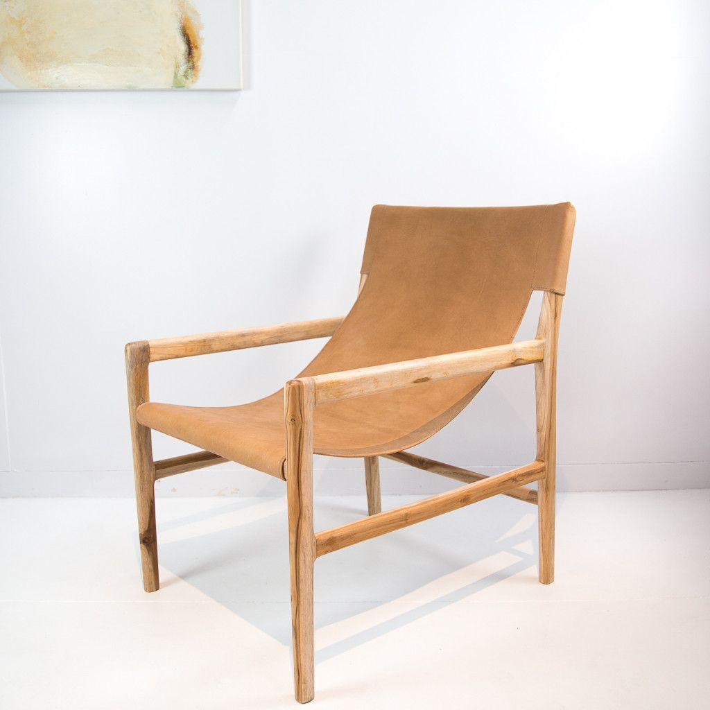 leather sling chairs mechanical sex chair sanscrit furniture pinterest