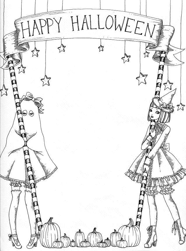 Pin de Lesleyanne Bathory en Letter Writing | Pinterest | Halloween