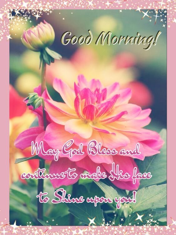 Good Morning May God Bless You Abby Good
