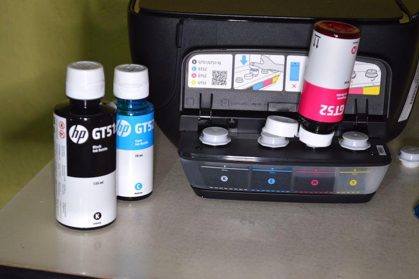 Review Hp Ink Tank Wireless 415 Imprimir Nunca Fue Tan Facil