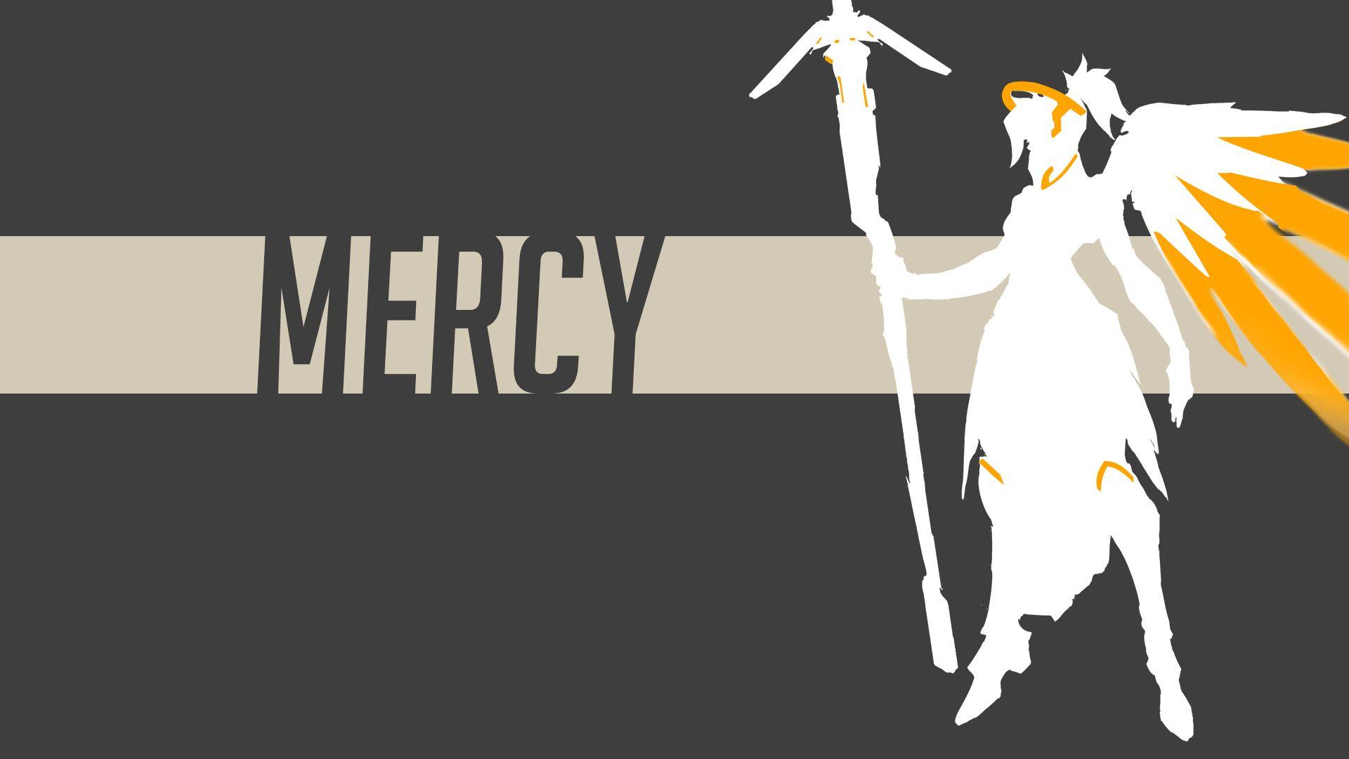 Overwatch Mercy Wallpaper Background Sdeerwallpaper