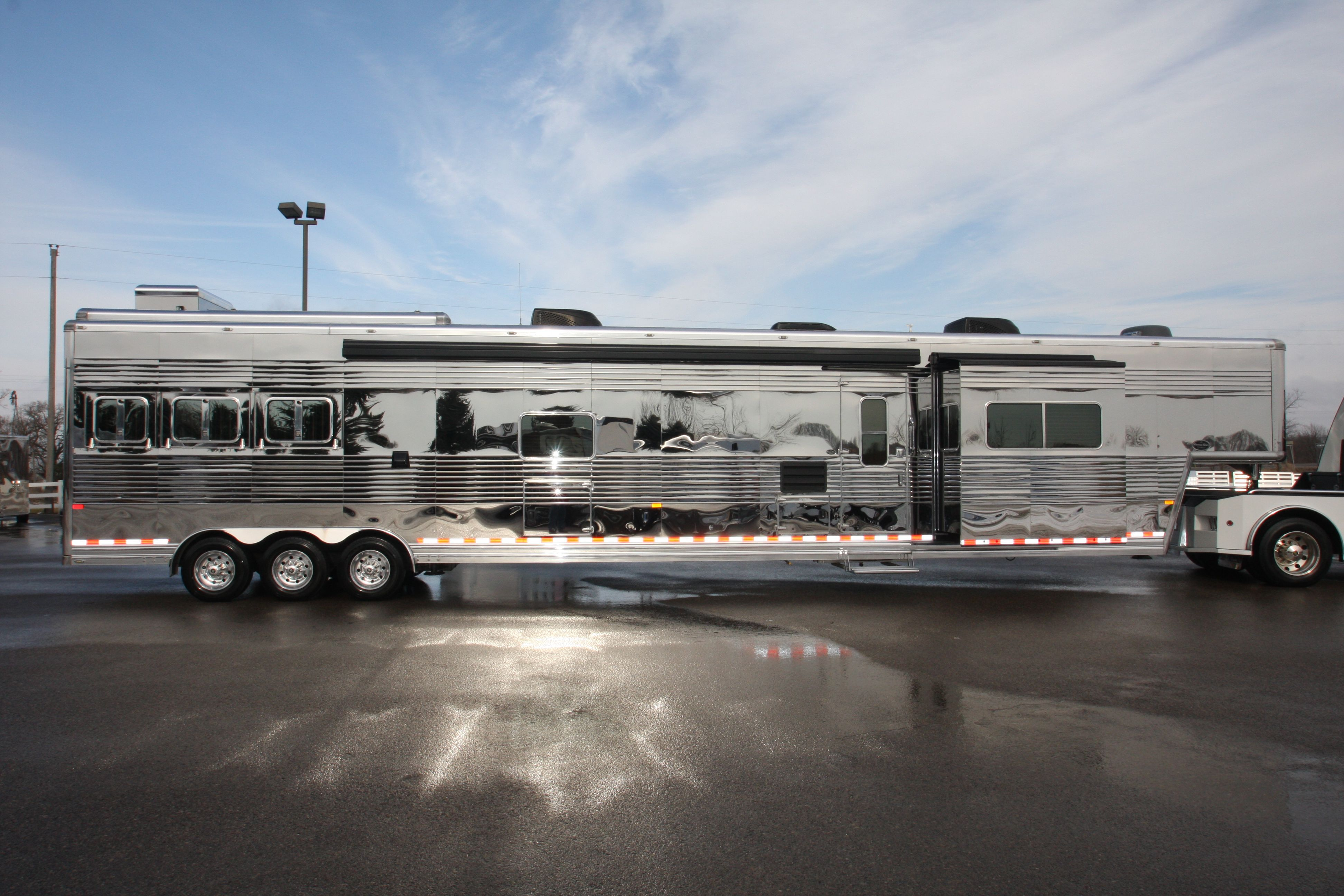 2008 Luxury Liner for sale. Would look perfect behind my truck ...