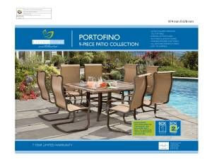 Cl Portofino Collection 550 In Bohemia Outdoor Decor Outdoor Furniture Outdoor Furniture Sets