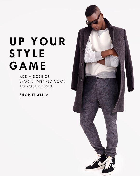 Nike Chaqueta Para Hombre De La Moda