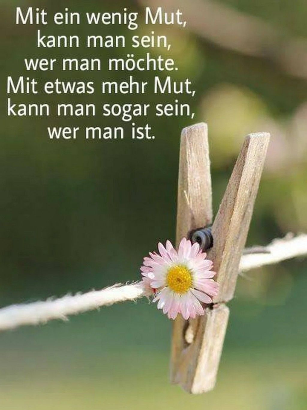 Man kann eh niemand anderer sein   Quotes   Life Quotes ...