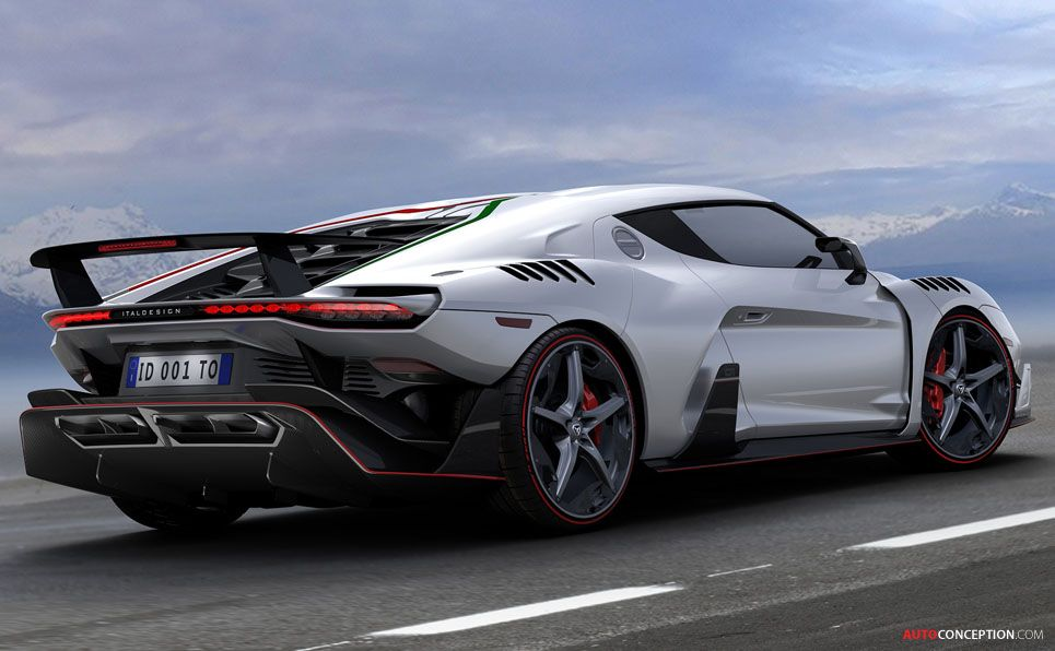 Italdesign Zerouno V10 Supercar Marks Birth of New Car Brand