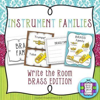 free take a sneak peak at the instrument families write the room activities this one has all. Black Bedroom Furniture Sets. Home Design Ideas
