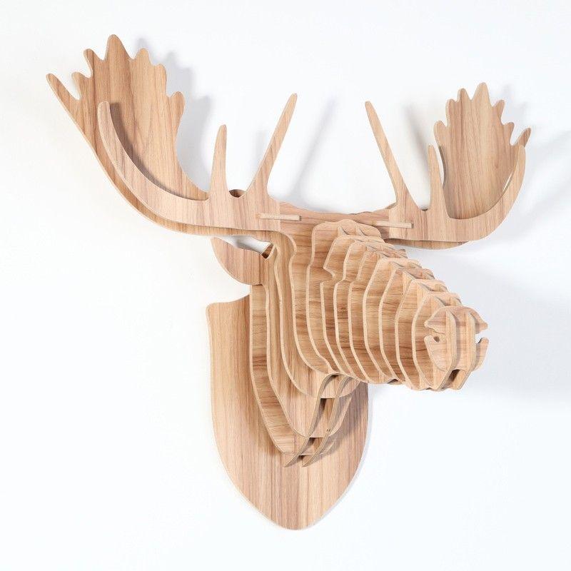 Moose Natural Light Wood Www Moodadventures Com Ook Verkrijgbaar Bij Webshopsonly Conceptstore Vughterstraat 47 Denbosch Design Interior