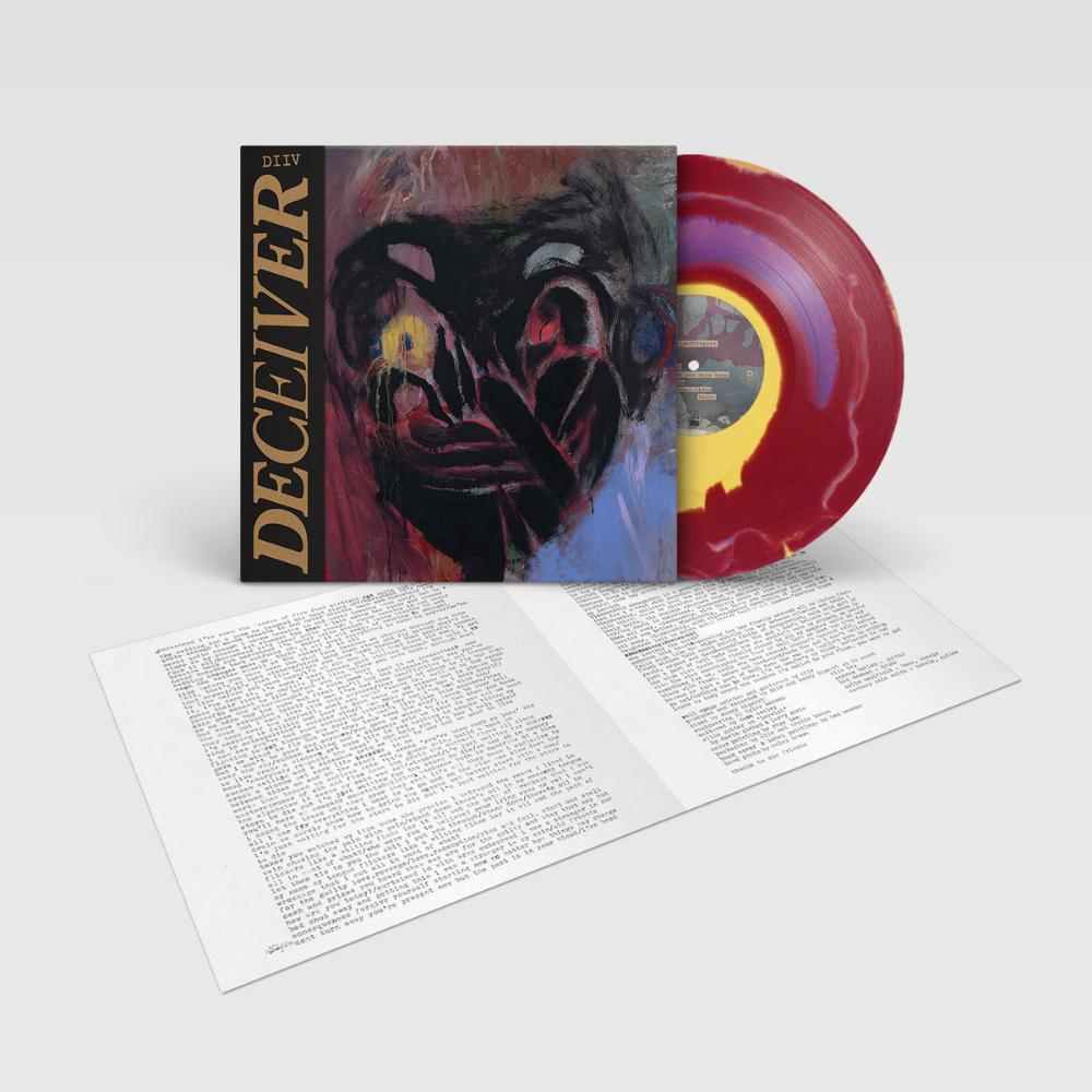 Diiv Deceiver Vinyl On Bandcamp Drum Lessons For Kids Bandcamp Music Vinyl