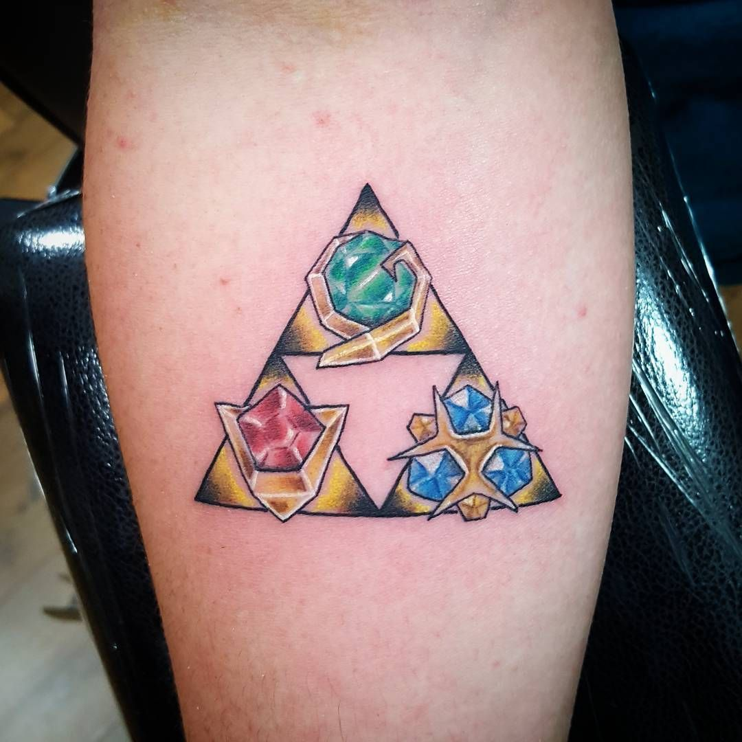 Mighty Triforce Tattoo Designs amp Meaning Discover The