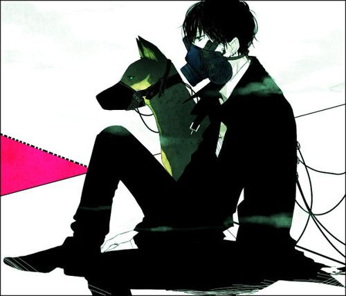Anime Boy We Heart It Poisk V Google Anime Boy Anime Cool