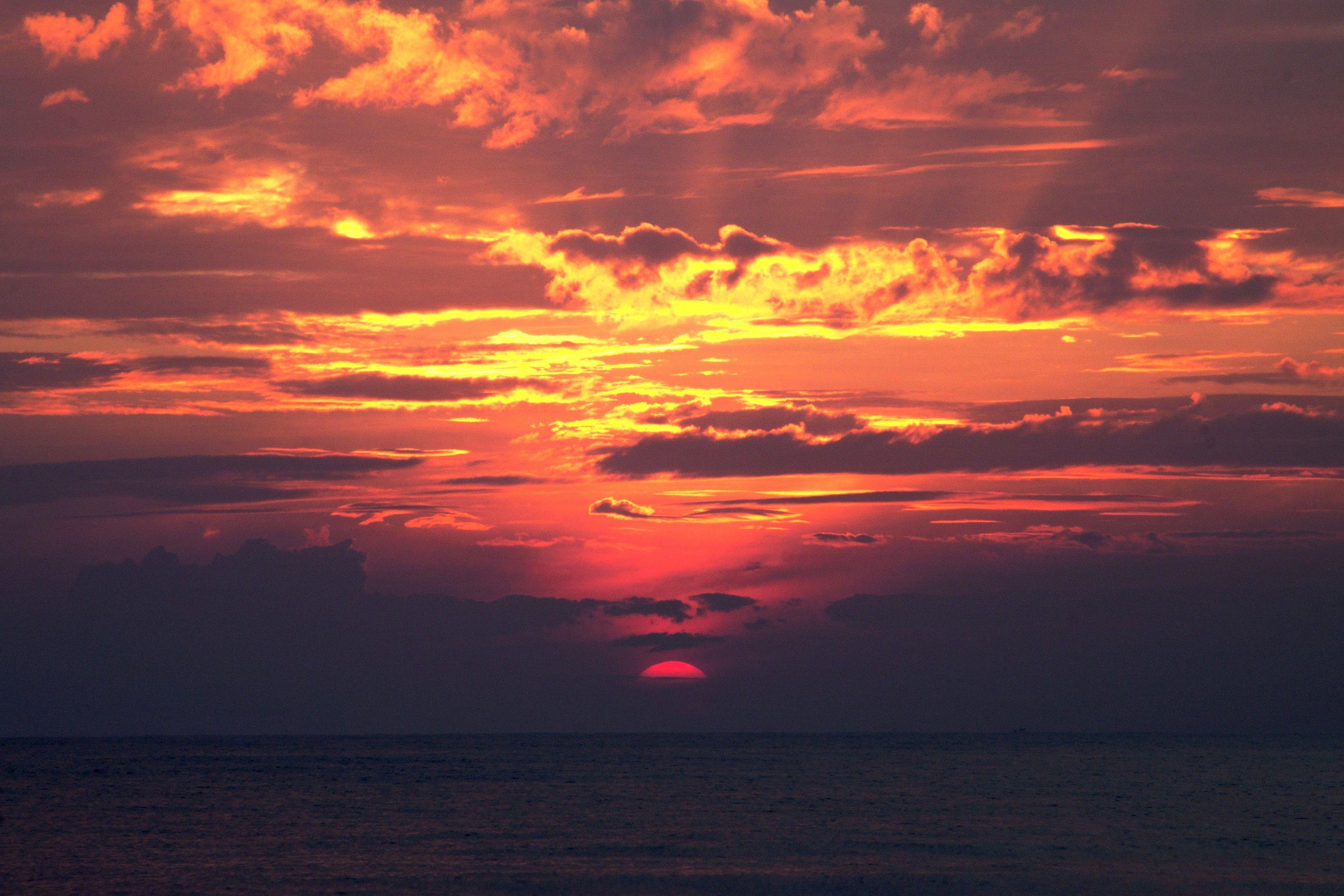 Sonnenuntergang wallpaper