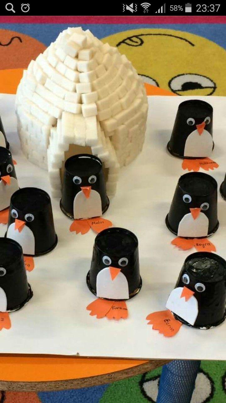 Theme Groenland Penguen