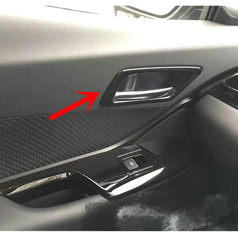 Cheap Car Accessories Interior Toyota Buy Quality Interior Accessories Directly From China Set 2016 Suppliers 4pcs Set For T Car Interior Door Handles Toyota
