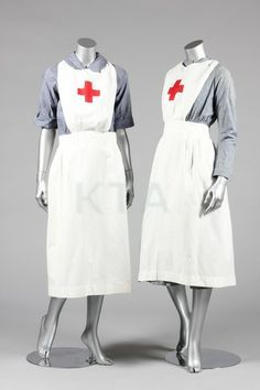a284ffc88a724 WWII - Nurse Outfit | <> Halloween: The 1930-40's <> in 2019 ...